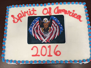 Spirit of America Foundation, In the Spotlight, Somerset County Maine