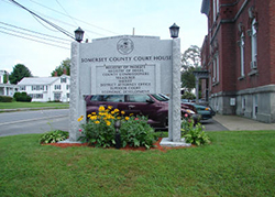 The History of Somerset County Maine